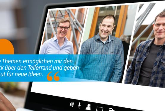 Klempnertreff 2021 erstmals als digitales Live-Event