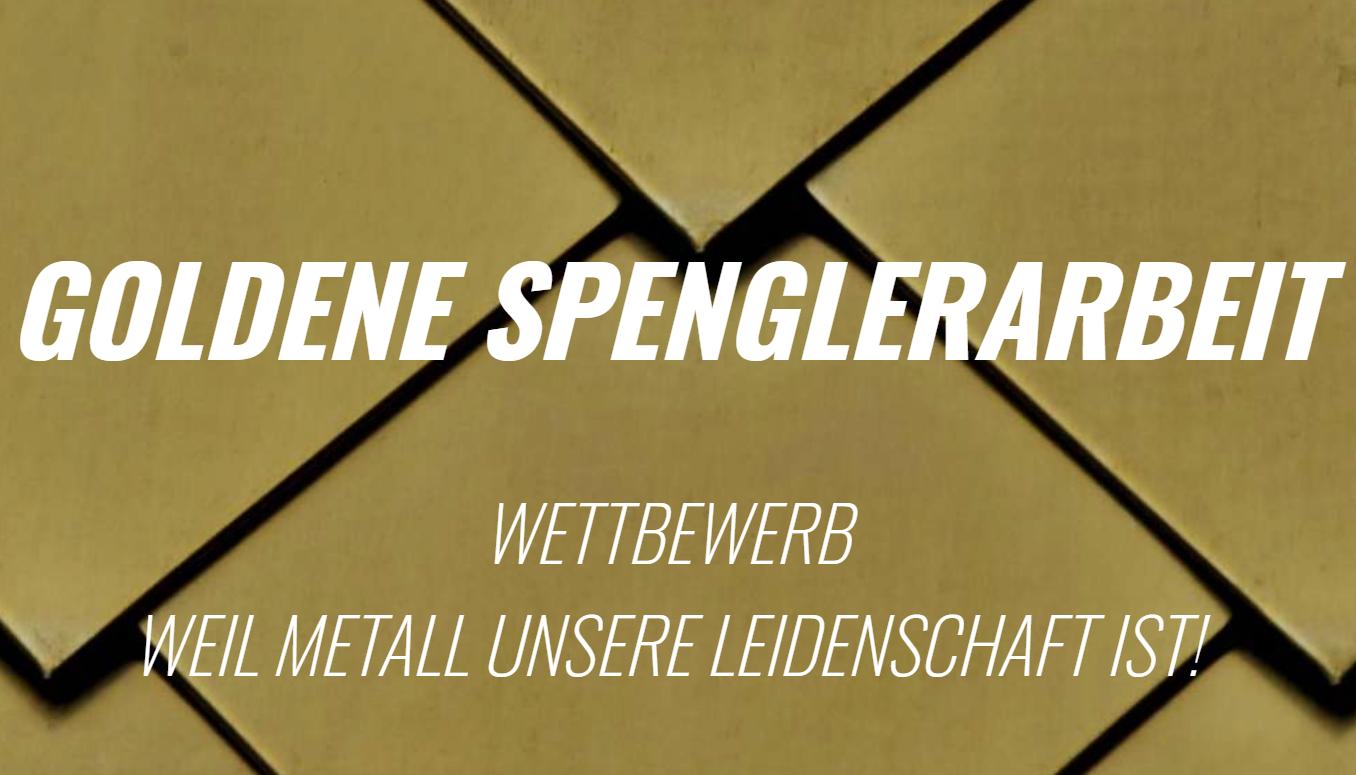 Goldene Spenglerarbeit