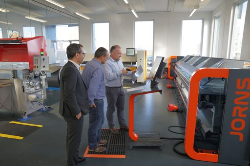 Digitalisierung in der Blechbearbeitung