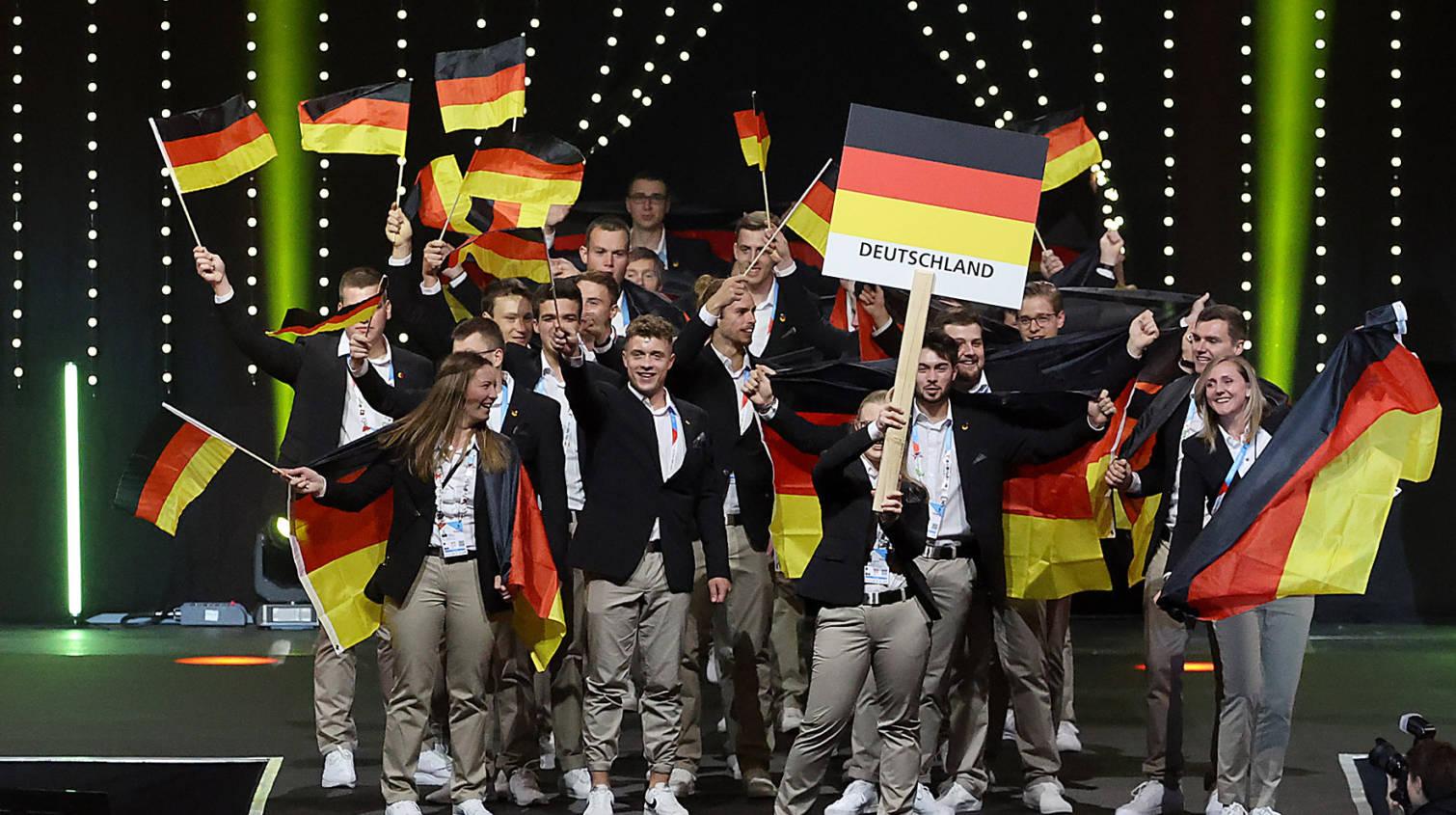EuroSkills 2021 in Graz/Österreich